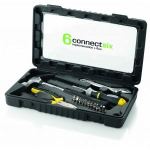Set outils Dunlop 15 pièces Réf. LCA02280