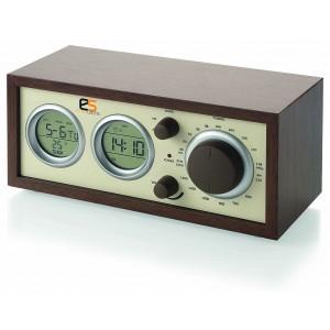 Radio Classique bois Réf. LCA02941