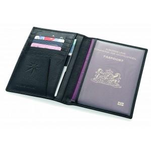 Porte-cartes & Passeport Marksman Réf. LCA022190
