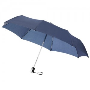 Parapluie pliant 3 sections à ouverture et fermeture automatiques Ref. LCA024119