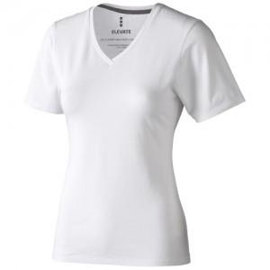 T-shirt col V Kawartha Femme Ref. LCA025653