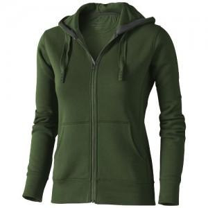 Sweater capuche full zip Femme Arora Ref. LCA025822