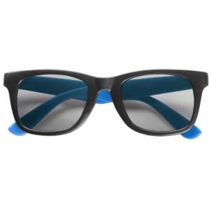 Lunettes de soleil aux normes 400 UV. - couleur : bleu clair Ref. LCA041642