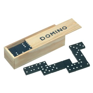 Jeu de Domino 28 pièces Ref. LCA05927