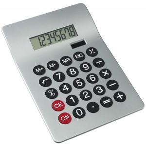Calculatrice de bureau dual power Ref. LCA051994