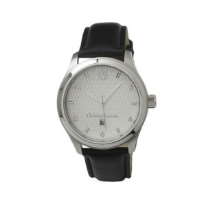 Montre dateur Rhombe Leather Ref. LCA17483