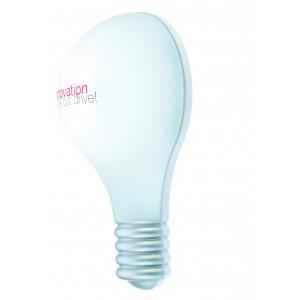 Lampe LED en forme d'ampoule Réf. LCA 12159 blanc