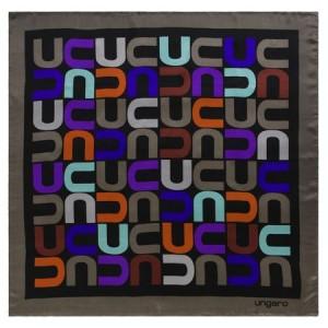 Foulard soie Monogramma Ref. LCA171706