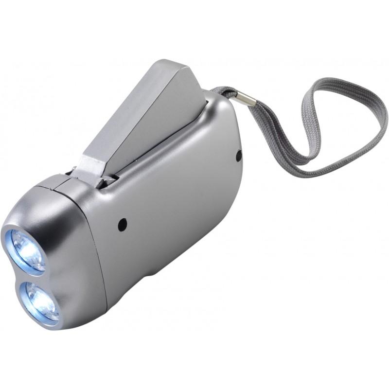 Lampe En Leds Poche Dynamo Munie 2 Plastique De Translucide BhrtCQsdx