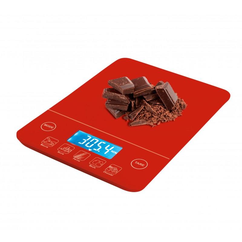 Balance électronique de cuisine avec calcul des calories pour 5 ...