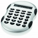 Calculatrice Ovale prise ergonomique