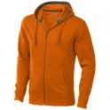 Sweater capuche full zip Arora