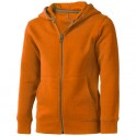Sweater capuche full zip enfant Arora