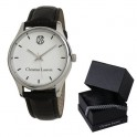 Montre Poursuite Black & White